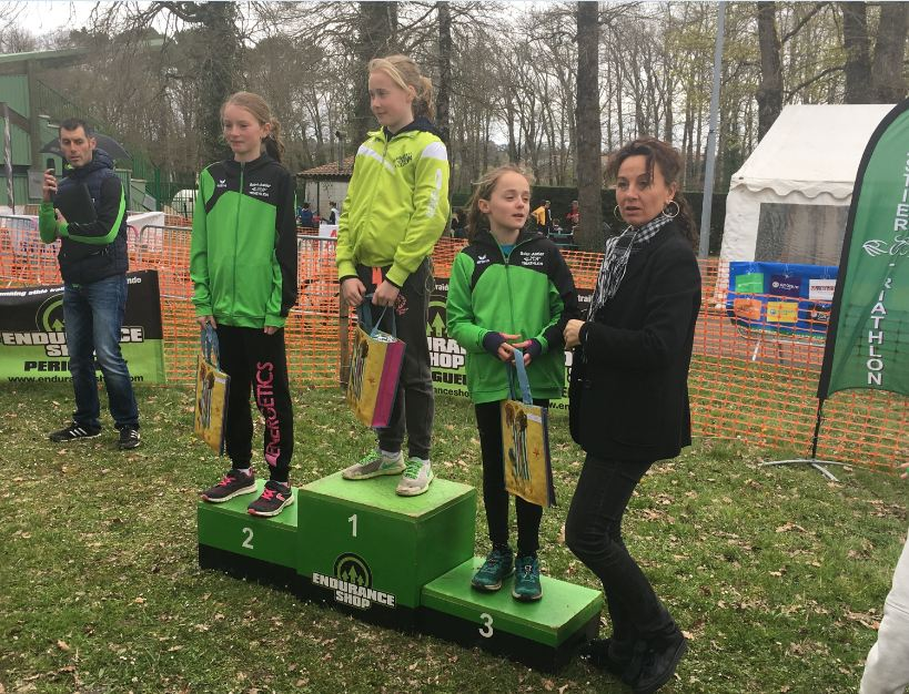 Aquathlon de Saint Astier